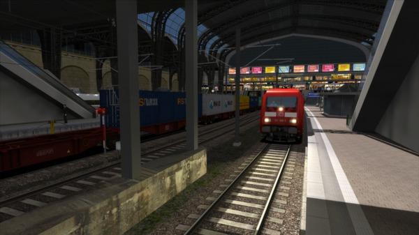 Train Simulator: Hamburg-Hanover Route Add-On (DLC)