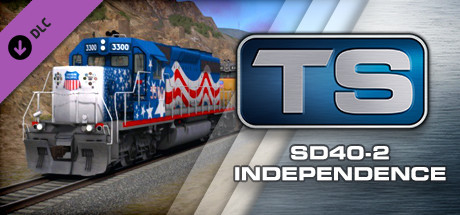 Купить Train Simulator: SD40-2 Independence Loco Add-On (DLC)
