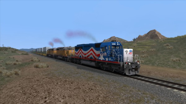 Train Simulator: SD40-2 Independence Loco Add-On (DLC)