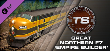 Great Northern F7 'Empire Builder' Loco Add-On