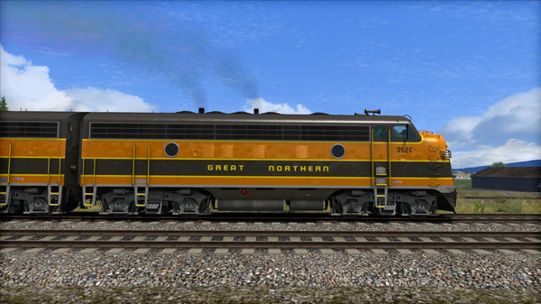скриншот Great Northern F7 'Empire Builder' Loco Add-On 1