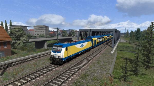 Train Simulator: Metronom ME 146 Loco Add-On (DLC)
