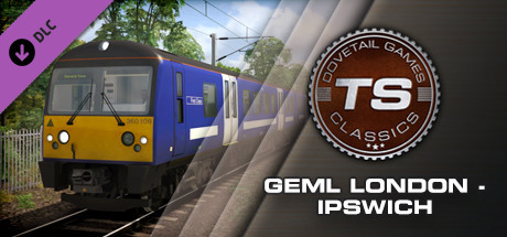 Great Eastern Main Line London-Ipswich Route Add-On