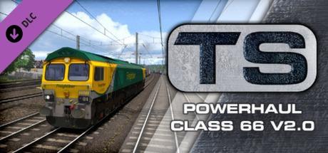 Купить Train Simulator: Powerhaul Class 66 V2.0 Loco Add-On (DLC)