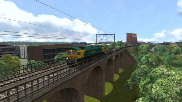 Train Simulator: Powerhaul Class 66 V2.0 Loco Add-On (DLC)