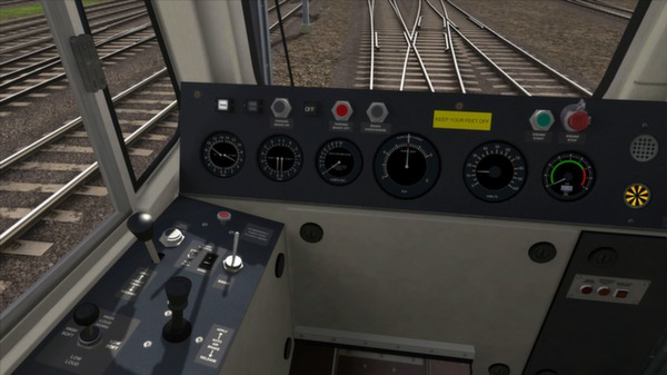 скриншот Powerhaul Class 66 V2.0 Loco Add-On 3