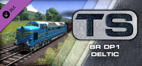 BR DP1 Deltic Loco Add-On