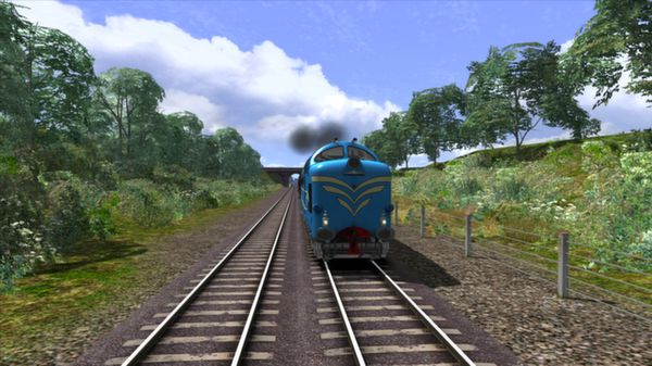 Train Simulator: BR DP1 Deltic Loco Add-On (DLC)