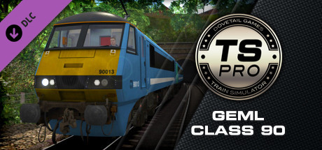 Купить Train Simulator: GEML Class 90 Loco Add-On (DLC)