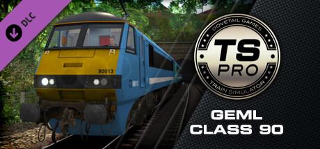GEML Class 90 Loco Add-On