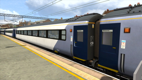 Train Simulator: GEML Class 90 Loco Add-On (DLC)