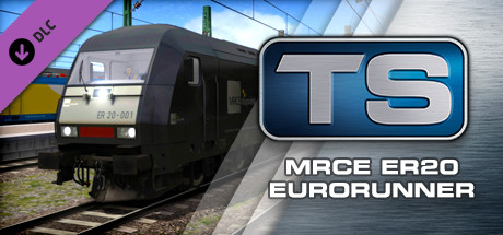MRCE ER20 Eurorunner Loco Add-On