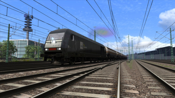 скриншот MRCE ER20 Eurorunner Loco Add-On 5