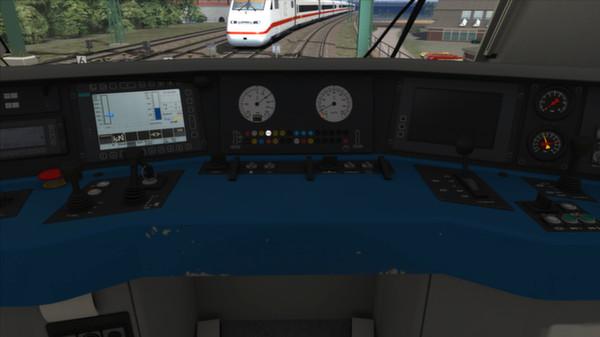 скриншот MRCE ER20 Eurorunner Loco Add-On 3