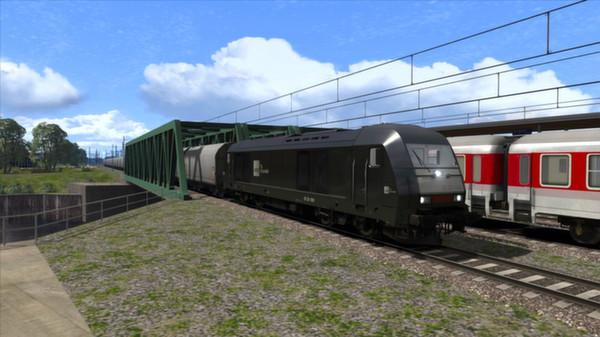 скриншот MRCE ER20 Eurorunner Loco Add-On 4