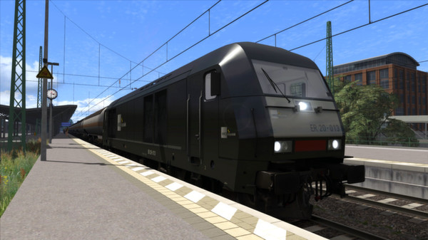 Train Simulator: MRCE ER20 Eurorunner Loco Add-On (DLC)