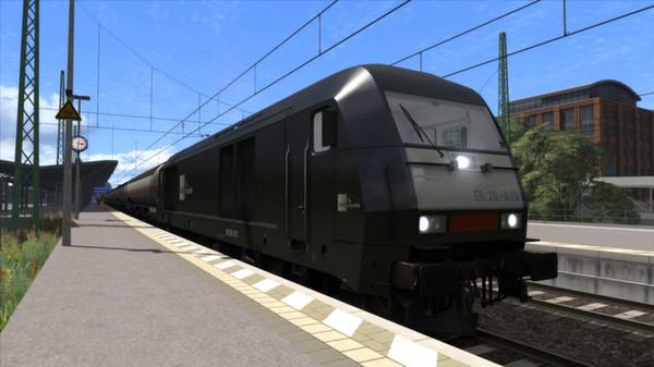 скриншот MRCE ER20 Eurorunner Loco Add-On 0