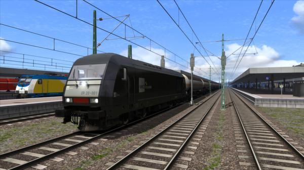 скриншот MRCE ER20 Eurorunner Loco Add-On 1