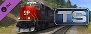 Train Simulator: Southern Pacific SD70M Loco