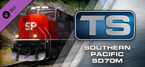 Train Simulator: Southern Pacific SD70M Loco Add-On