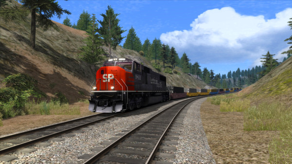 Train Simulator: Southern Pacific SD70M Loco Add-On (DLC)