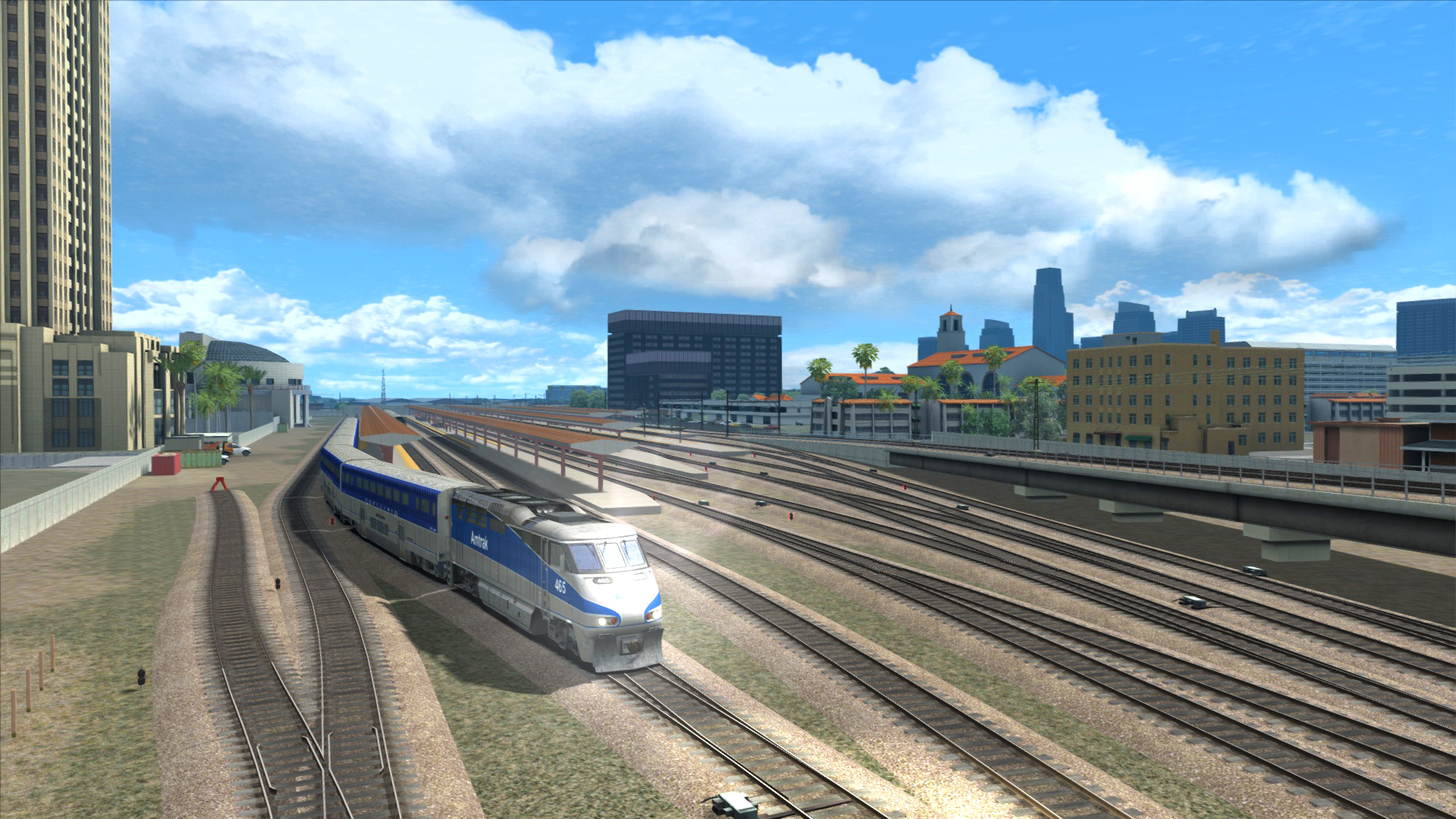 train simulator: pacific surfliner® la - san diego route on steam