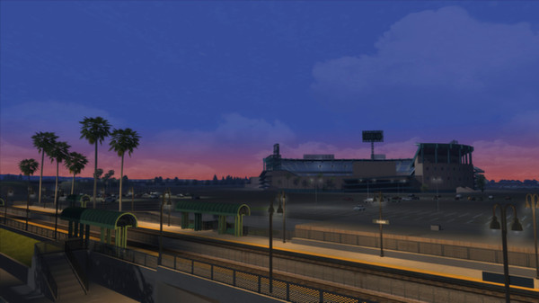 Train Simulator: Pacific Surfliner® LA - San Diego Route