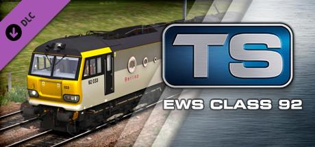 EWS Class 92 Loco Add-On