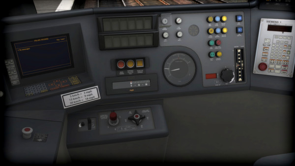 скриншот EWS Class 92 Loco Add-On 5