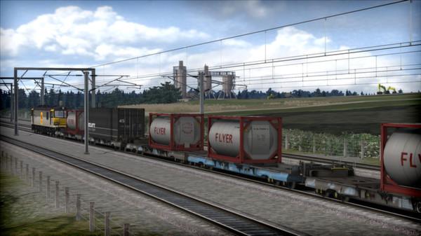 скриншот EWS Class 92 Loco Add-On 4
