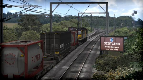 Train Simulator: EWS Class 92 Loco Add-On (DLC)