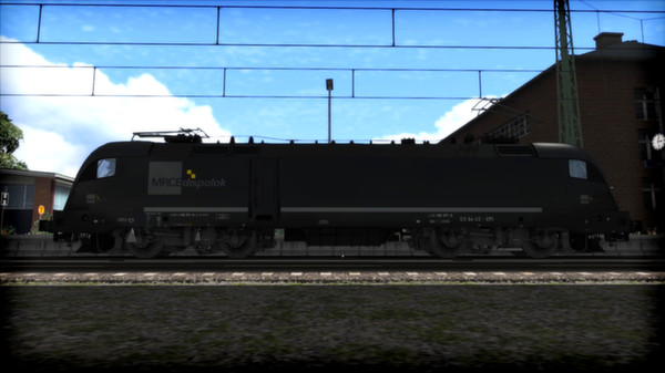 Train Simulator: MRCE ES 64 U2 'Taurus' Loco Add-On (DLC)