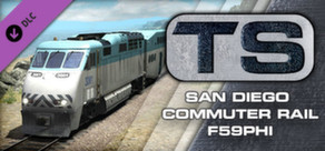 Train Simulator: San Diego Commuter Rail F59PHI Loco Add-On