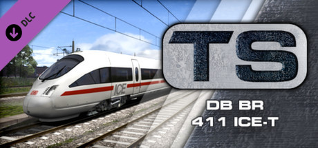Купить Train Simulator: DB BR 411 'ICE-T' EMU Add-On (DLC)