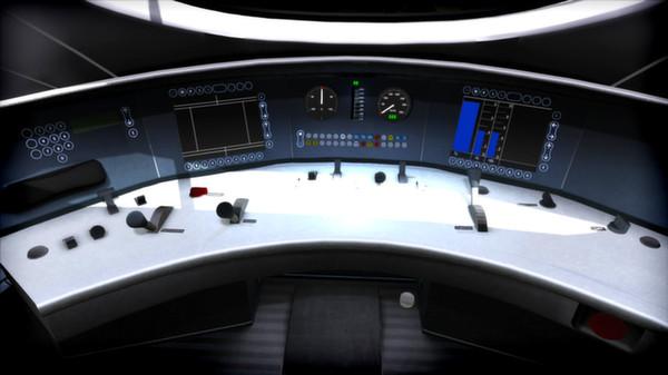 скриншот DB BR 411 'ICE-T' EMU Add-On 3