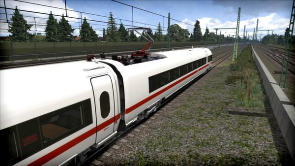 скриншот DB BR 411 'ICE-T' EMU Add-On 4