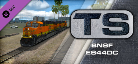 BNSF ES44DC Loco Add-On