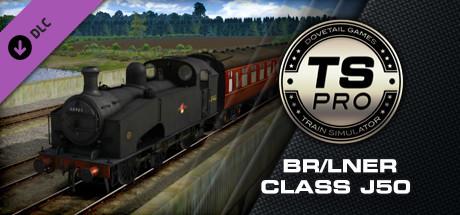 BR/LNER Class J50 Loco Add-On