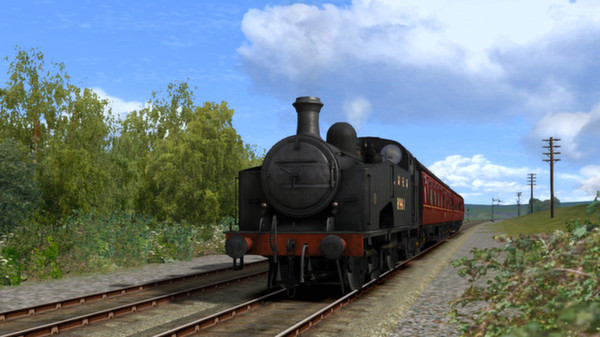 Train Simulator: BR/LNER Class J50 Loco Add-On (DLC)
