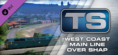 West Coast Main Line Over Shap Route Add-On