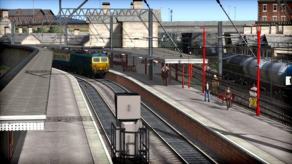 скриншот West Coast Main Line Over Shap Route Add-On 2