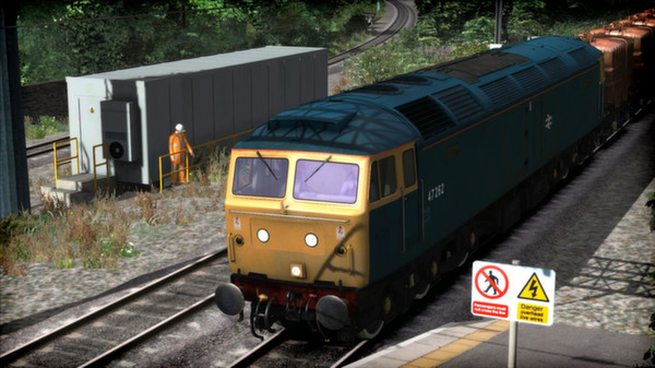 скриншот West Coast Main Line Over Shap Route Add-On 3