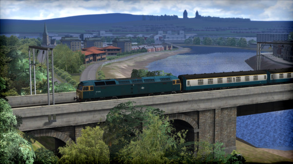 скриншот West Coast Main Line Over Shap Route Add-On 1