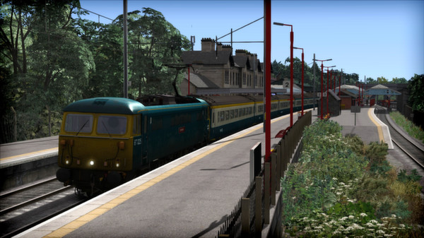 скриншот West Coast Main Line Over Shap Route Add-On 5