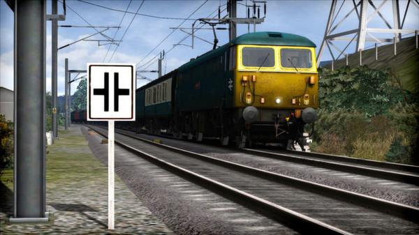 скриншот West Coast Main Line Over Shap Route Add-On 0