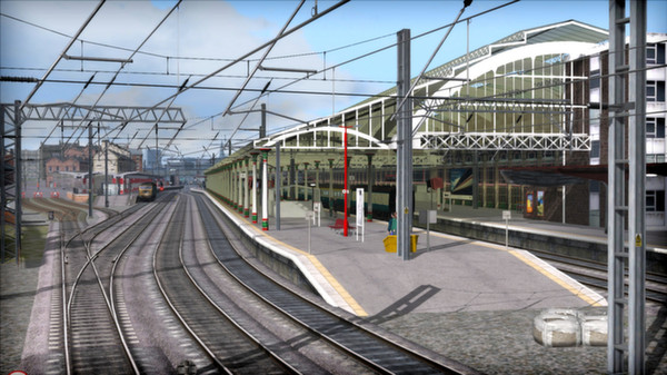 скриншот West Coast Main Line Over Shap Route Add-On 4