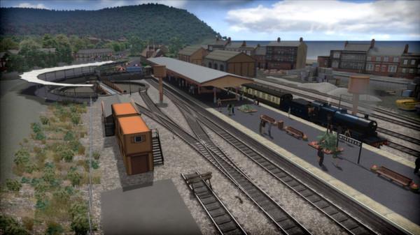 Train Simulator: West Somerset Railway Route Add-On