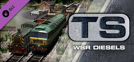 Купить Train Simulator: WSR Diesels Loco Add-On (DLC)