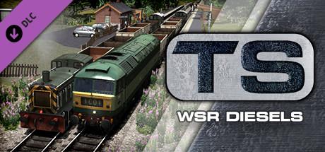 WSR Diesels Loco Add-On