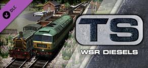 Train Simulator: WSR Diesels Locos Add-On cover art